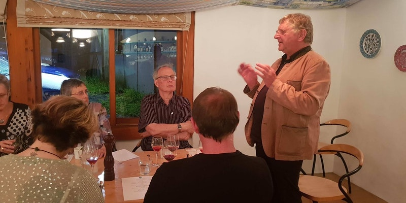 Another Year of our Social Wine Club has passed