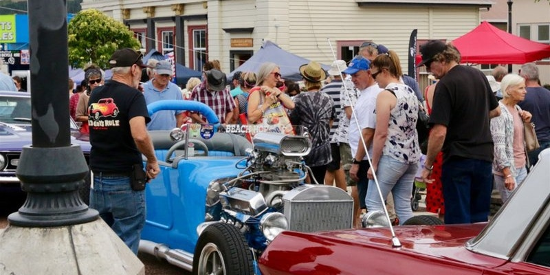 Waihi's Warm Up Party for Beach Hop 2020