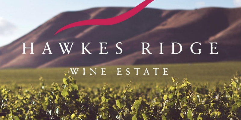 Wine Club: 25th November - Hawkes Ridge Wine Estate