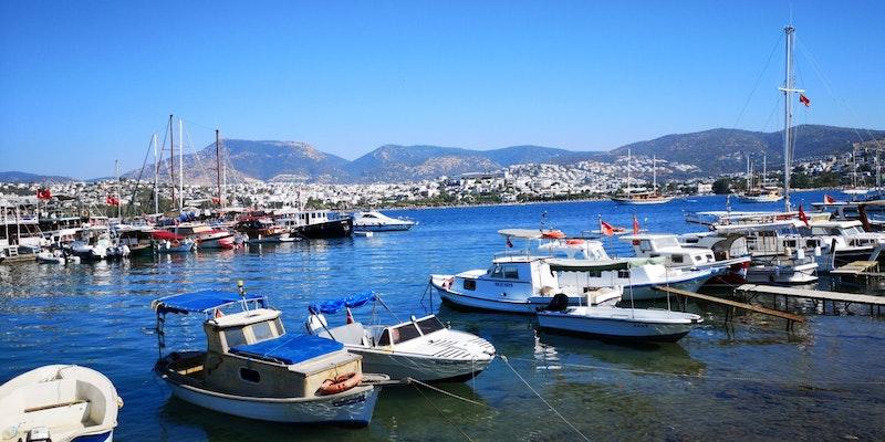Our Mediterranean exploration!